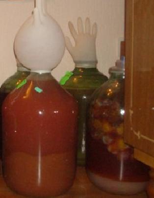 Как сделать бражку для самогона из варенья