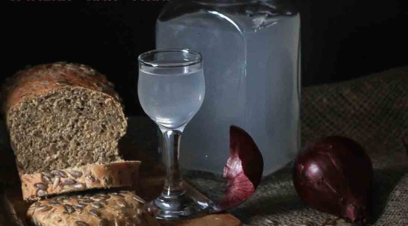 рецепт браги из ржи