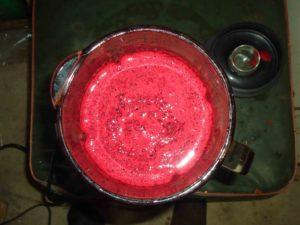 Домашнє вино з чорноплідної горобини покроковий рецепт
